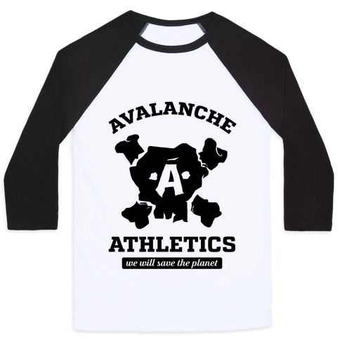 Avalanche Athletics Baseball Tee