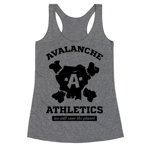 Avalanche Athletics Racerback Tank Top