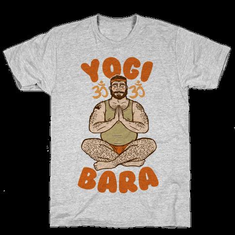 Yogi Bara Mens T-Shirt