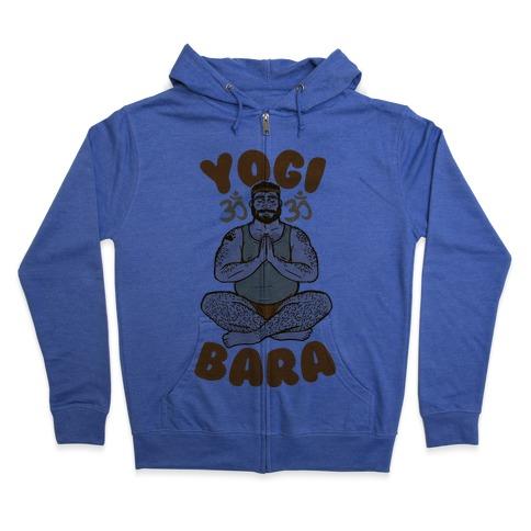 Yogi Bara Zip Hoodie