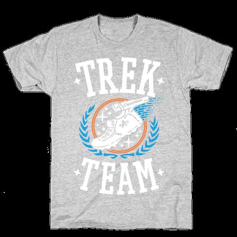 Trek Team Mens T-Shirt