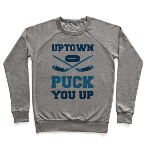 Uptown Puck You Up Pullover