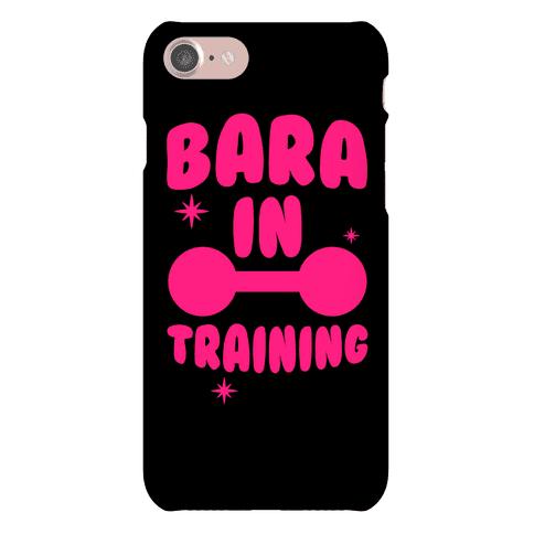 Bara In Training Phone Case