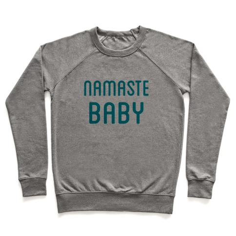Namaste Baby Pullover