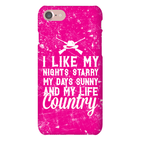 Country Life Phone Case