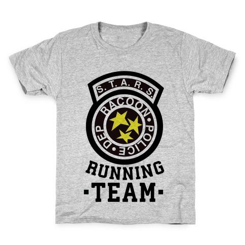 S.t.a.r.s Running team Kids T-Shirt