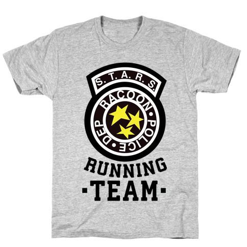 S.t.a.r.s Running team T-Shirt