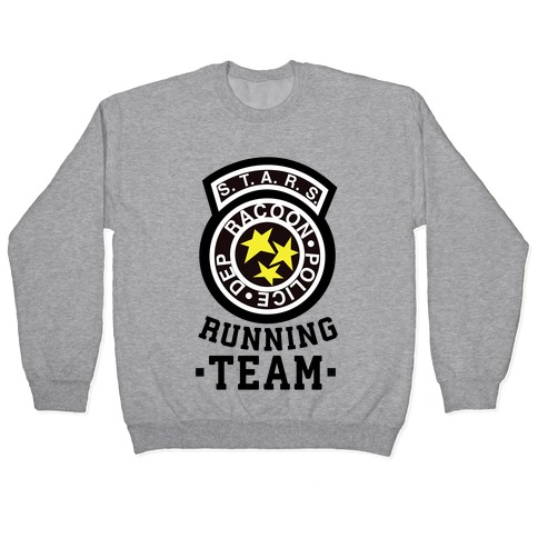 S.t.a.r.s Running team Pullover