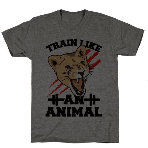 Train Like an Animal (athletic)