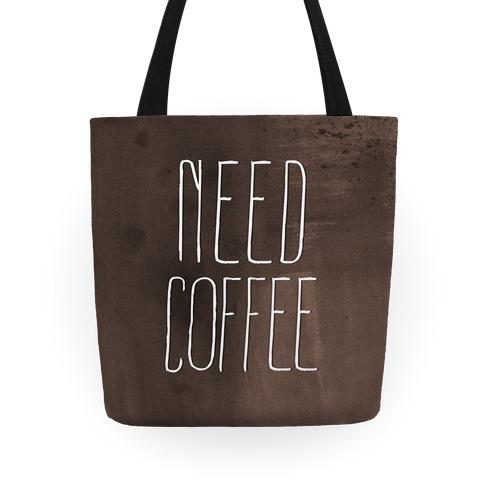 Sublimation of caffeine
