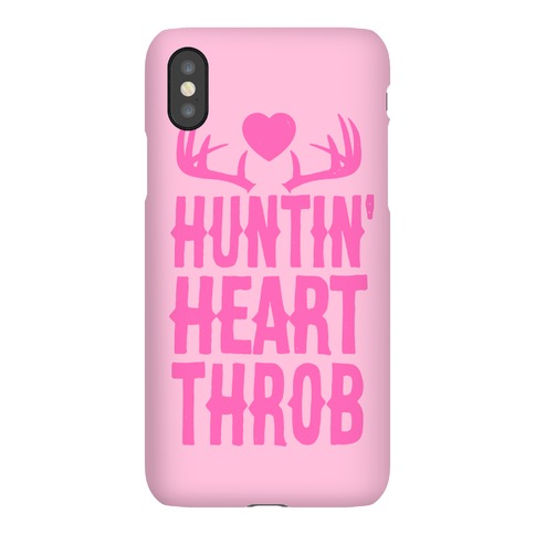 Huntin' Heart Throb Phone Case