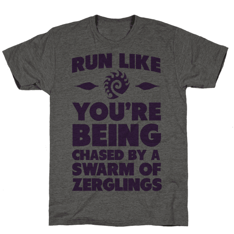 Run Like Your Being Chased By a Swarm of Zerglings