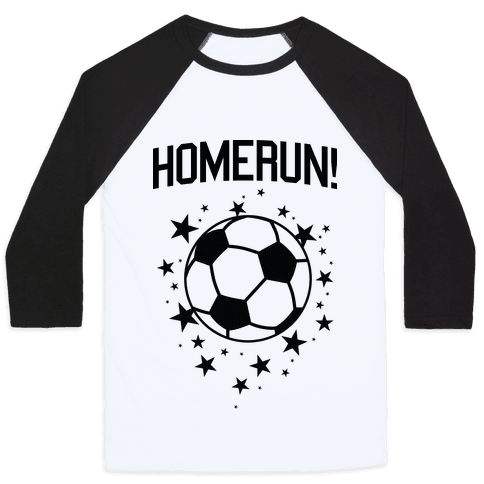 Homerun! Baseball Tee