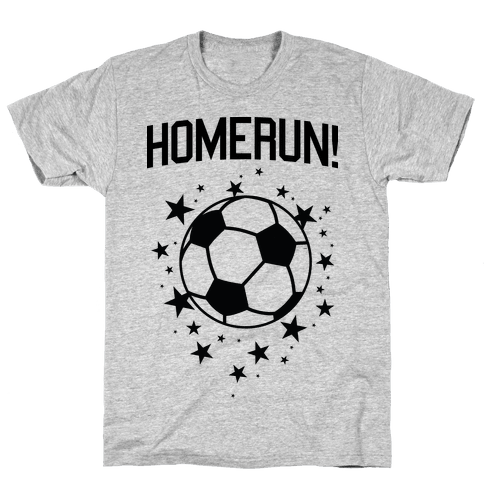 Homerun! Mens T-Shirt