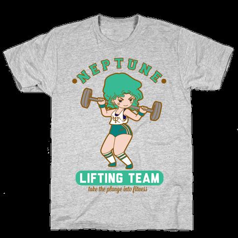 Neptune Lifting Team Mens T-Shirt