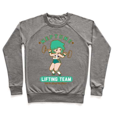 Neptune Lifting Team Pullover