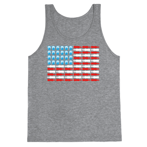 United Drinks of America Tank Top