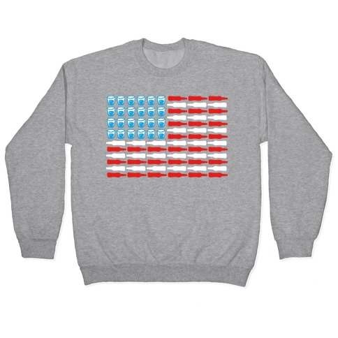 United Drinks of America Pullover