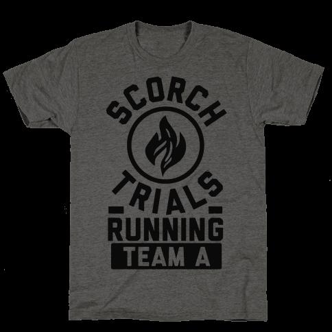 Scorch Trials Running Team A