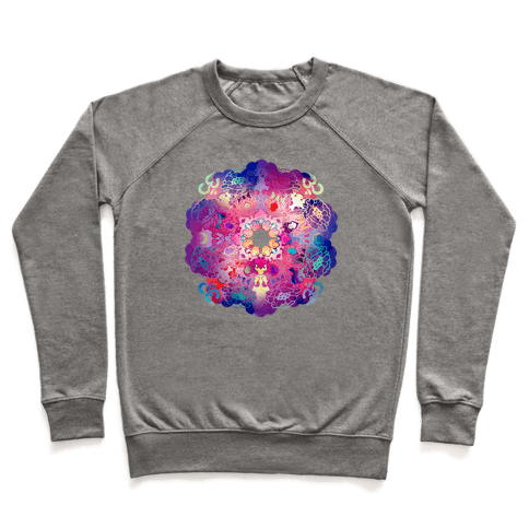 Colorful Yoga Tee Pullover