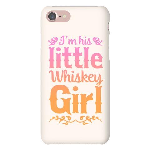 Little Whiskey Girl Phone Case