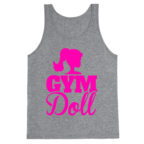 Gym Doll Tank Top