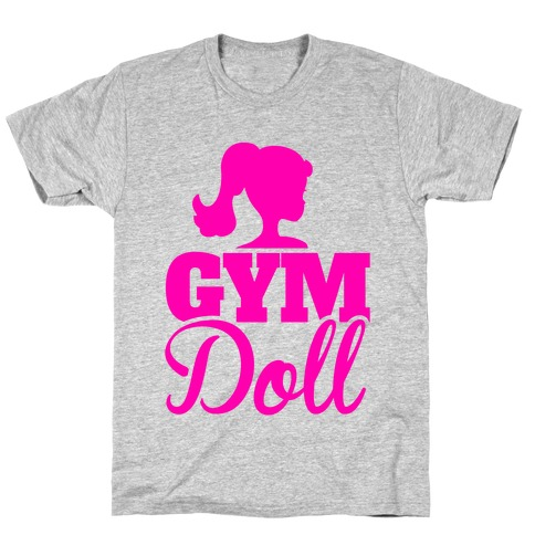 Gym Doll Mens T-Shirt