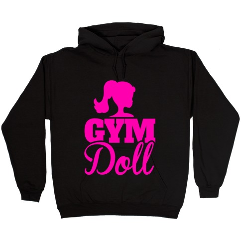 Gym Doll Hooded Sweatshirt