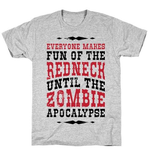 Redneck Zombie Killer T-Shirt