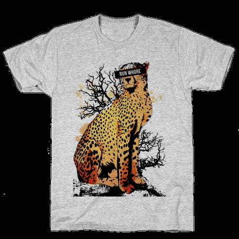 Run Whore Mens T-Shirt