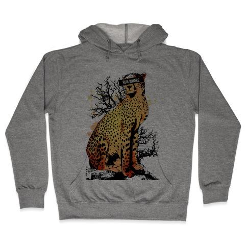 Run Whore Hooded Sweatshirt