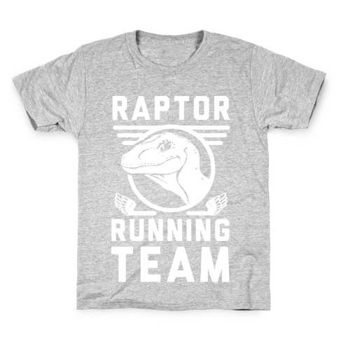 Raptor Running Team Kids T-Shirt