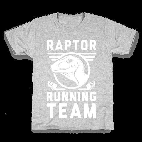Raptor Running Team Kids T-Shirt