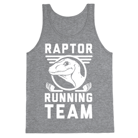 Raptor Running Team Tank Top