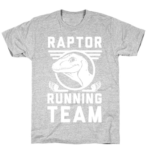 Raptor Running Team T-Shirt