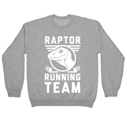 Raptor Running Team Pullover
