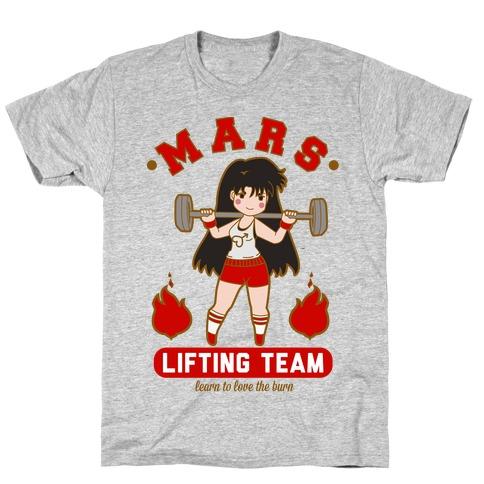 Mars Lifting Team T-Shirt