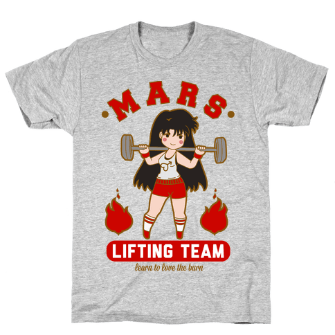 Mars Lifting Team