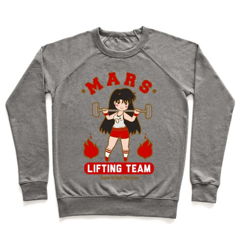 Mars Lifting Team Pullover