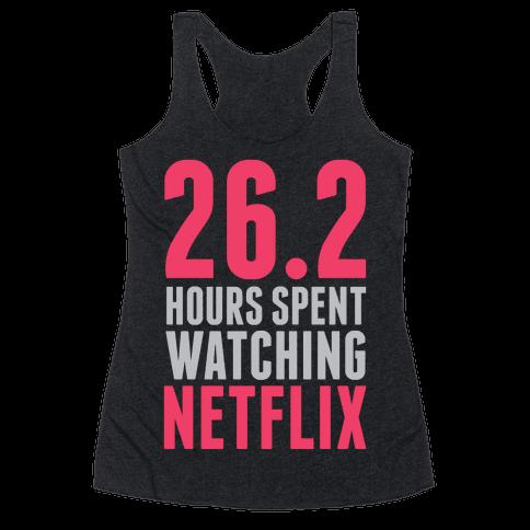 26.2 Hours Spent Watching Netflix
