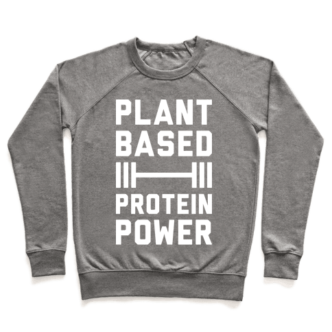 Plant Based Protein Power Pullover