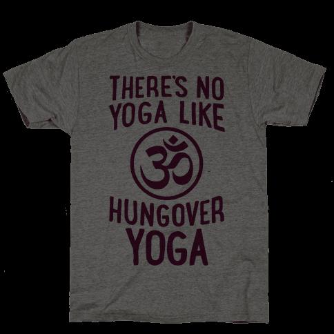There's No Yoga Like Hungover Yoga