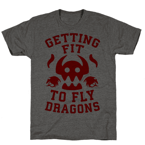 Getting Fit to Fly Dragons