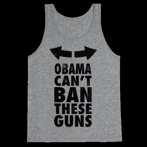 Obama Can't Ban These Guns (Political)