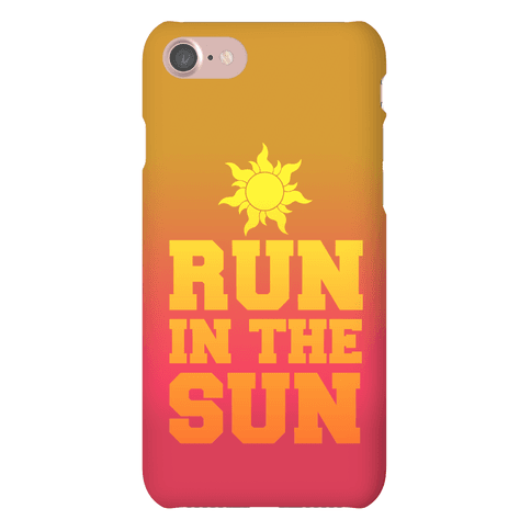 Run In The Sun