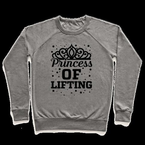 Princess Of Lifting Pullover