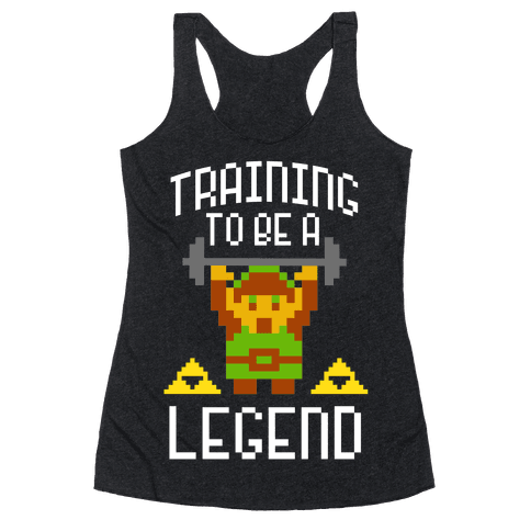 Training To Be A Legend