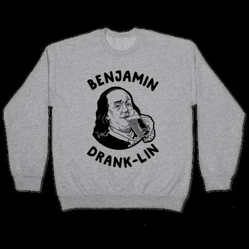 Benjamin Drank-lin Pullover