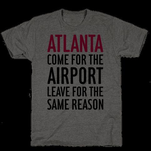 Atlanta: Come For The Airport
