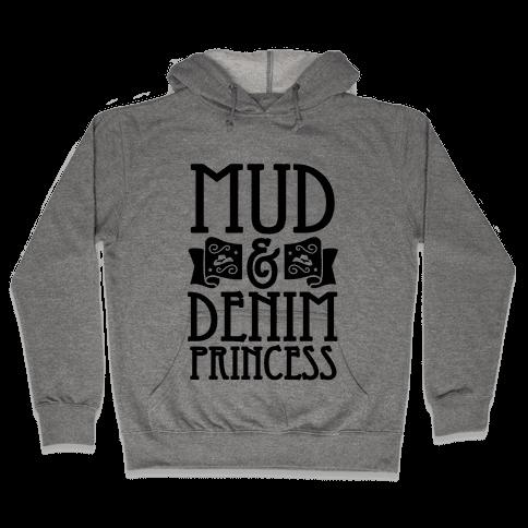 Mud & Denim Princess Hooded Sweatshirt